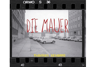 Thomas Schoppe - Die Mauer [5 Zoll Single CD (2-Track)]