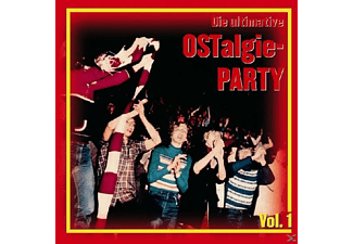 VARIOUS - Ultimative Ostalgie-Party Vol.1 [CD]
