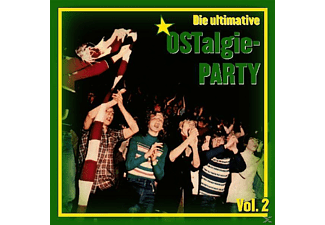 VARIOUS - Die Ultimative Ostalgie-Party Vol.2 - (CD)