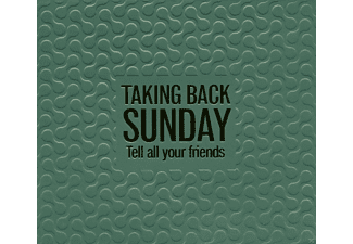 Taking Back Sunday - Tell All Your Friends - (CD + DVD)