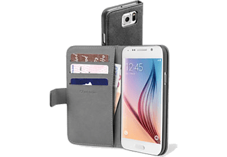 Book Agenda Galaxy S6 Zwart