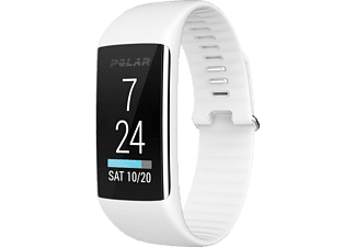 POLAR A360, Activity Tracker, M, Weiß