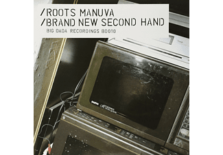 Roots Manuva - Brand New Second Hand - (Vinyl)