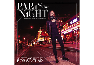 Bob Sinclar - Paris By Night (A Parisian Musical Experience) [CD]
