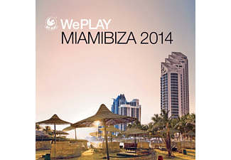 VARIOUS - Weplay Miamibiza 2014 - (CD)