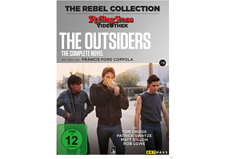 The Outsiders (Rebel Collection) - (DVD)