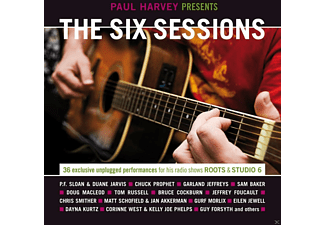 VARIOUS - Six Sessions [CD]