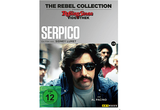 Serpico (Rebel Collection) - (DVD)