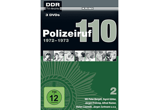 Polizeiruf 110 2.Box: 1972-1973 - (DVD)