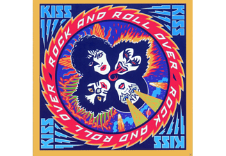 Kiss - Rock And Roll Over (German Version) [CD]