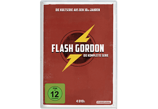 Flash Gordon - Die komplette Serie - (DVD)