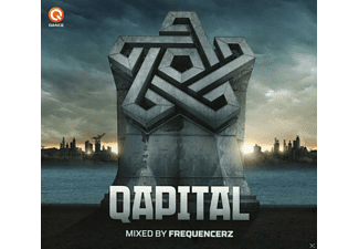 VARIOUS - Qapital 2014 - Mixed By Frequencerz - (CD)