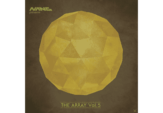 VARIOUS - The Array Vol.5 - (CD)