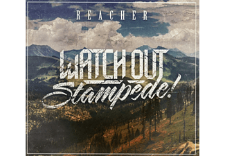 Watch Out Stampede - Reacher - (CD)
