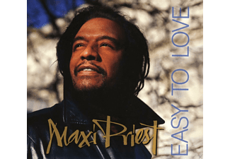 Maxi Priest - Easy To Love - (CD)