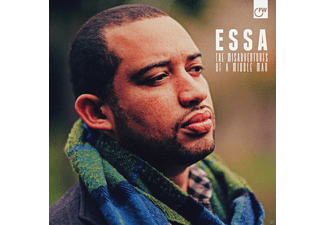Essa - The Misadventures Of A Middle Man - (CD)