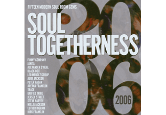 VARIOUS - Soul Togetherness 2006 - (CD)
