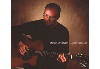 Jacques Stotzem - Simple Pleasure - (CD)