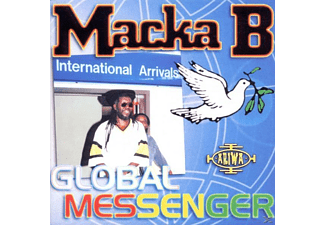Macka B - Global Messenger - (CD)