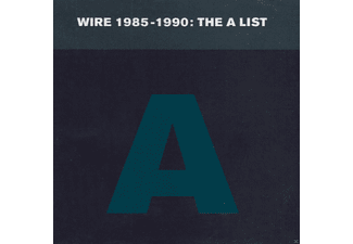 Wire - Wire 1985 - 1990: The A List - (CD)