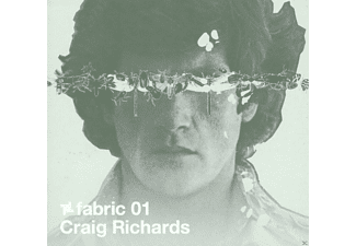 Craig Richards, VARIOUS - Fabric 01 - (CD)