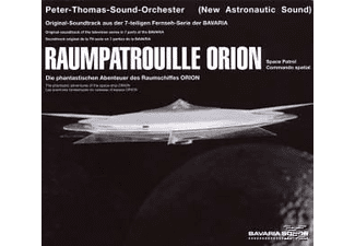 Peter Soundorchester Thomas - Raumpatrouille Orion/Original Soundtrack - (CD)
