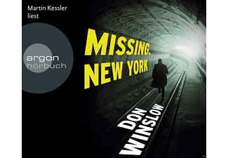 Missing. New York (Hörbestseller) - (CD)