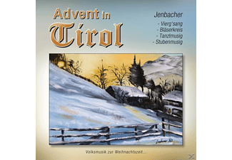 -Tanzl und-Stub. Jenbacher Viergs'sang - Advent In Tirol - (CD)