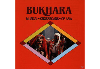 VARIOUS - Bukhara: The Musical Crossroads Of Asia - (CD)