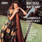 Gabriella Dallolio - Recital For Harp (CD) jetztbilligerkaufen