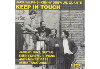 Jack Wilkins - Keep In Touch - (CD)