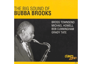 Bubba Brooks - The Big Sound Of Bubba Brooks - (CD)