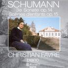Christian Favre - Klaviersonate 3/ Kinderszene (CD) jetztbilligerkaufen