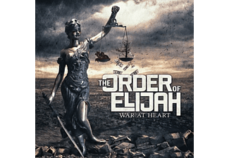 The Order Of Elijah - War At Heart - (CD)