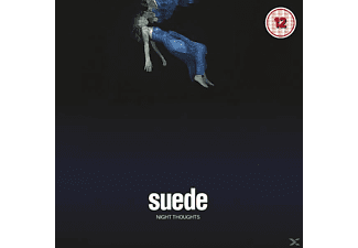 Suede - Night Thoughts - (CD + DVD)