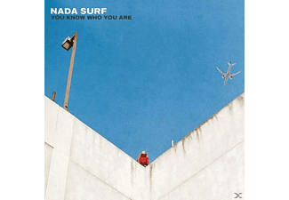 Nada Surf - You Know Who You Are - (CD)