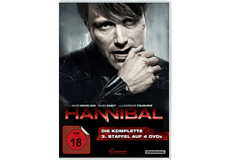 Hannibal - Staffel 3 - (DVD)