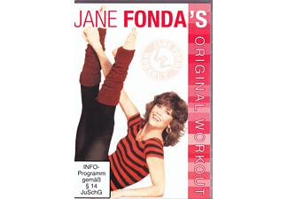 Jane Fonda's - Original Workout - (DVD)
