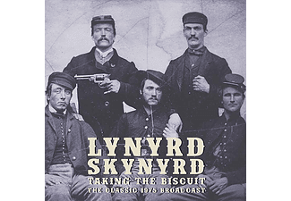 Lynyrd Skynyrd - Taking The Biscuit - The Classic 1975 Broadcast (Vinyl LP (nagylemez))