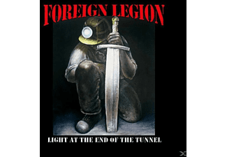 Foreign Legion - Light At The End Of The Tunnel - (CD)