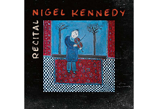 Nigel Kennedy - Recital (CD)