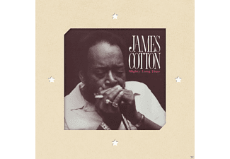 James Cotton - Mighty Long Time (2lp) - (Vinyl)
