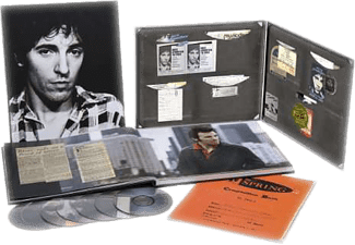 Bruce Springsteen - The Ties That Bind - The River Collection - Boxset (CD + DVD)
