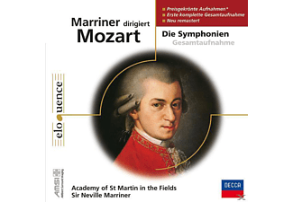 Sir Neville Marriner, Neville/amf/+ Marriner - Marriner Dirigiert Mozart (Elo) - (CD)
