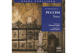 Introduction To Tosca - 1 CD - Hörbuch