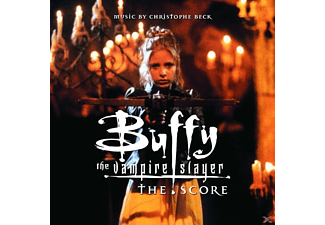 VARIOUS, Christophe (composer) Ost/beck - Buffy The Vampire Slayer-Seasons 2, 3,& 4 [CD]