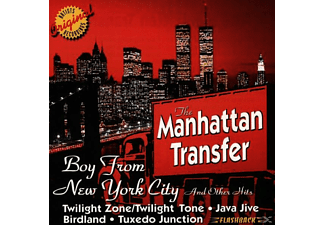 The Manhattan Transfer - BOY FROM NEW YORK CITY&OTHER H - (CD)