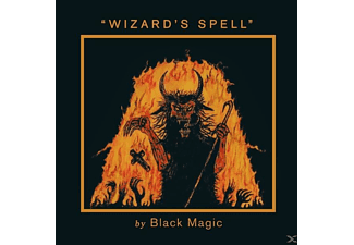 Black Magic - Wizard's Spell (Ltd.Black Vinyl) - (Vinyl)