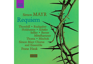 Hauk/Simon Mayr Chorus and Ens - Requiem - (CD)
