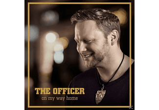 The Officer - On My Way Home - (CD)